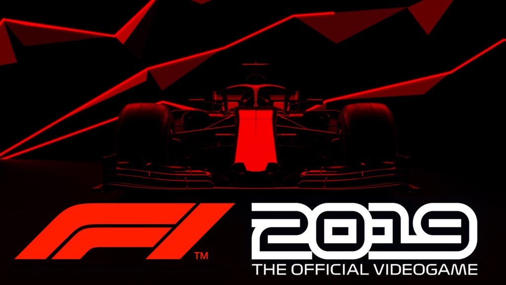 F1 2019 - Codemasters - official artwork