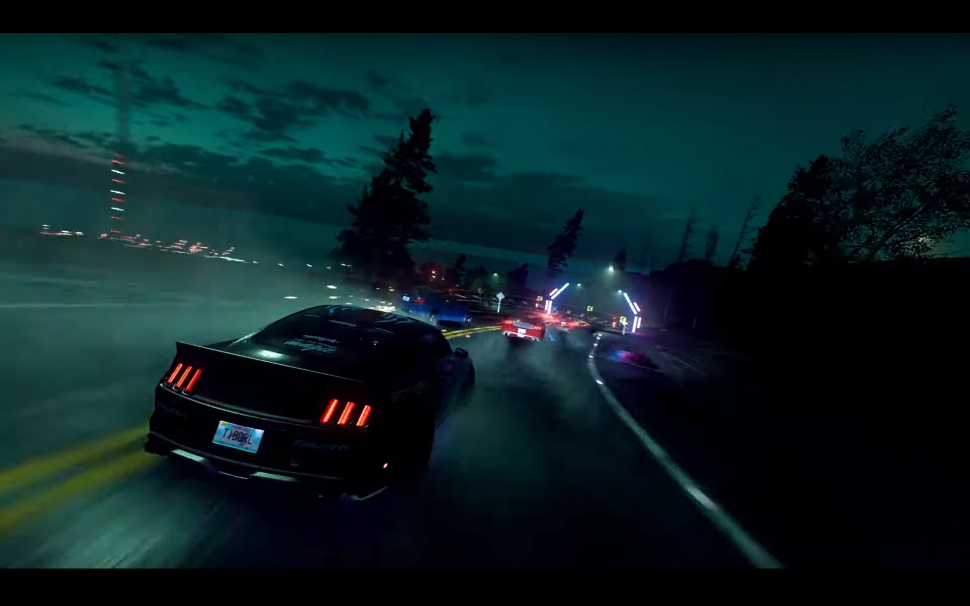 NFS-Heat-2019-screen-trailer-Mustang-night-underground-racing