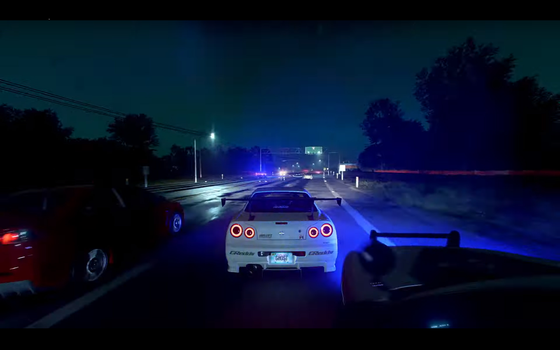 NFS-Heat-2019-screen-trailer-Nissan-GT-R-rear-night-pursuit