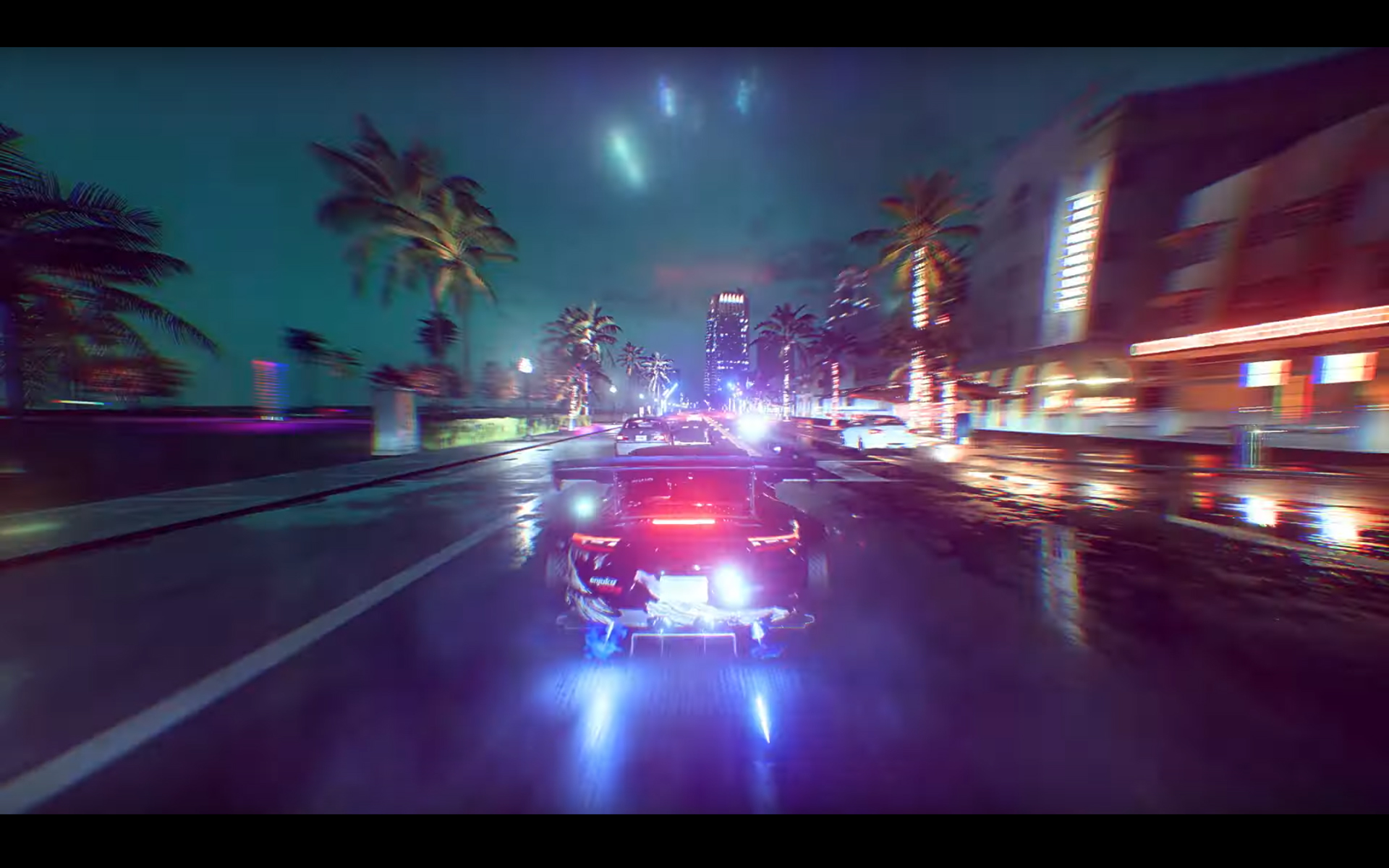 NFS-Heat-2019-screen-trailer-Porsche-rear-night-underground-racing