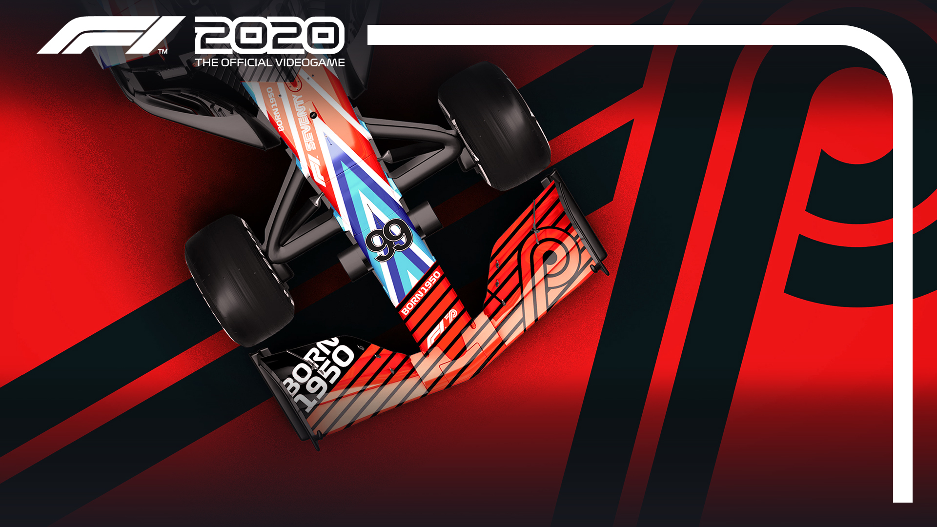 F1 2020 - Codemasters - official artwork