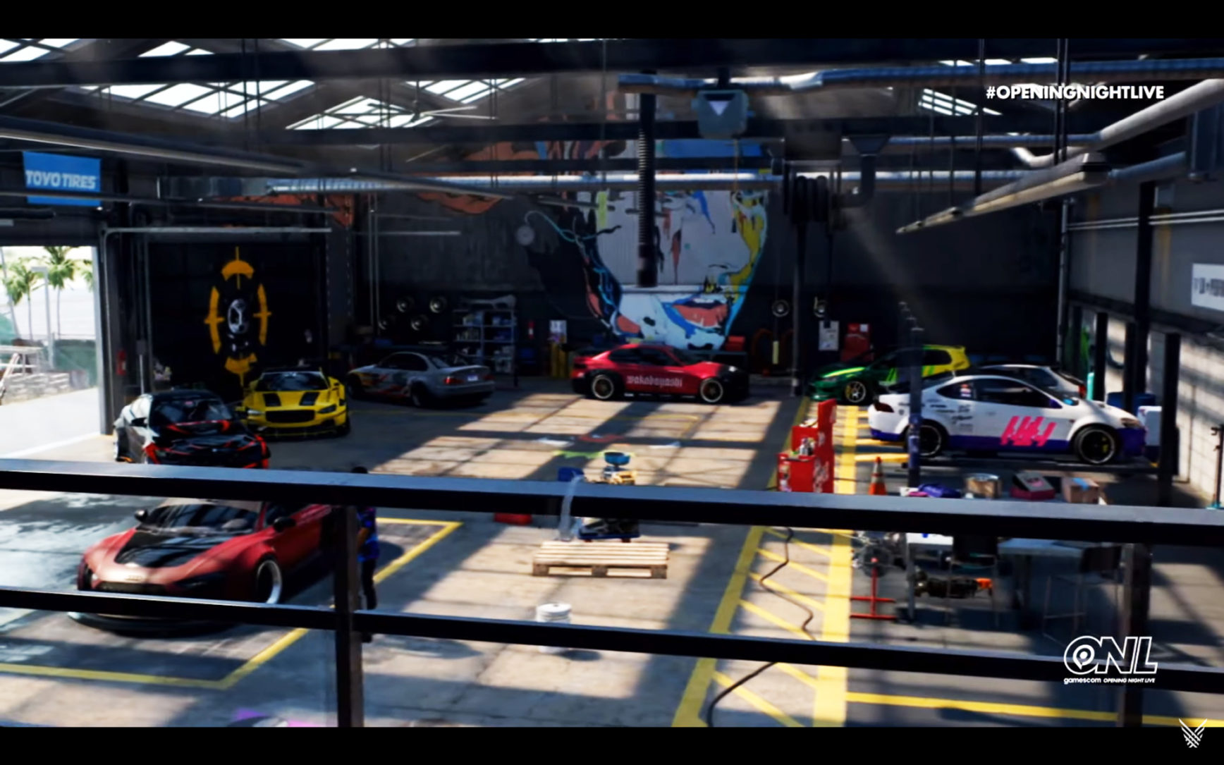 NFS Heat - 2019 - screen - gameplay trailer - Garage preview